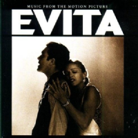 Evita music from the motion picture CD